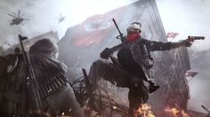 Homefront: The Revolution Gameplay Walkthrough - HD PC] Armor Games, Desktop Pictures, 3d Wallpaper, Hd Video, Comic Art, Revolution, Darth Vader, Movie Posters, Fictional Characters