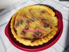 Tarte de banana com curd de limão http://tertuliadasusy.blogspot.pt/2013/05/tarte-de-banana-com-curd-de-limao.html
