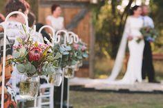 Rustic Australian Bush Wedding   Popcorn Photography