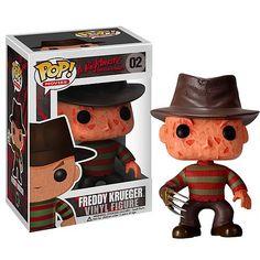 BLOG DOS BRINQUEDOS: Nightmare Elm Street Freddy Krueger Pop! Vinyl Fig...
