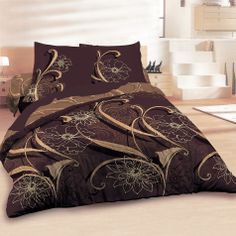 Layla - Cotton Bed Linen Set (Duvet Cover & Pillow Cases)