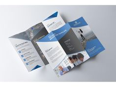 """Check out this @Behance project: """"Tri-Fold Brochure Design"""" https://www.behance.net/gallery/52616795/Tri-Fold-Brochure-Design"""