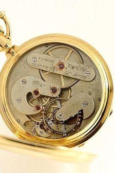 Datei:Albert H. Potter & Co., Geneva, Pat. Oct. 11.75, Werk Nr. 48, circa 1880 (8).jpg – Watch-Wiki