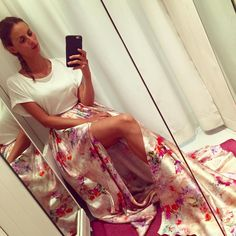Viola by Pullover  dresses skirt formal wear dresses su misura     brides maid  flowers