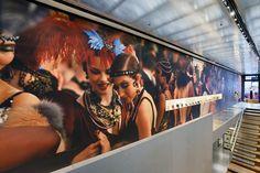 Catherine Martin and Miuccia Prada Dress Gatsby Exhibition