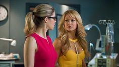 Arrow's Charlotte Ross on Olicity, SmoakNLance and More