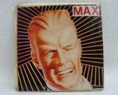 Max Headroom vintage 80s. loved Max