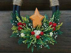 Good Luck Horseshoe Country Christmas Primitive Star Western Decor Ranch Cabin | eBay