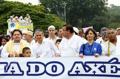"""Soninha participa da """"Marcha do Axé""""  http://ppsatualiza.blogspot.com.br/2012/05/soninha-participa-da-marcha-do-axe.html"""