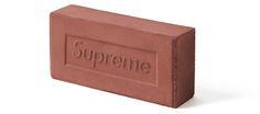 Supreme 16AW Brick