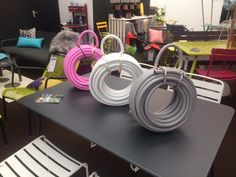 Some Garden Glory glamour with these pretty garden hoses!