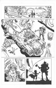Image of Rocket Raccoon-Issue#2-Page 14