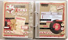 december daily idea; favorite Christmas songs