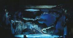 Carmen. New York Cit - Carmen. New York City Opera. Scenic design by Eduardo Sicangco. --- #Theaterkompass #Theater #Theatre #Schauspiel #Tanztheater #Ballett #Oper #Musiktheater #Bühnenbau #Bühnenbild #Scénographie #Bühne #Stage #Set