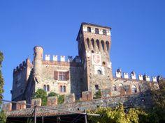 Pavone Castle, Canevese, Torino