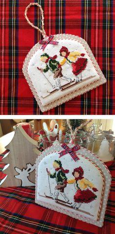 Veronique Enginger Voyages Au Point de Croix - Christmas Cross Stitch