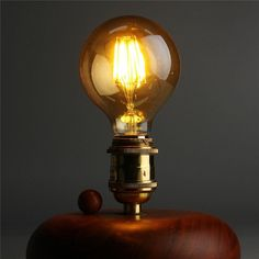Now on sale in our store:Vintage LED Light... Check it out here! http://glowvatechvintage.com/products/vintage-led-light-bulb-edison-bulb-e27-b22-g80-dimmable-6w-retro-globe-light-lamp-filament-bulb-220v-for-home-bar-decor-lighting?utm_campaign=social_autopilot&utm_source=pin&utm_medium=pin