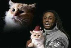 Lil' Wayne #christmas