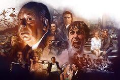 36 عاما على رحيل هيتشكوك أعظم  مخرج أنجبته بريطانيا on سينماتوغراف http://cinematographmag.com