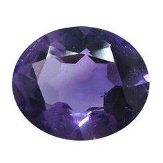 3.42 ct Oval Amethyst Fine Purple -Gold Crane & Co.