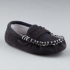 Moccasin Suede Shoe