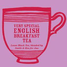debbie powell illustration for Jamie Oliver teas