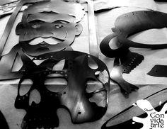 Títeres de sombras para el taller ¡Ofrenda Asombrosa!