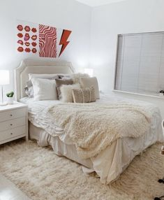 Teen Bedding, Furniture & Decor for Teen Bedrooms & Dorm Rooms Cute Room Ideas, Cute Room Decor, Teen Room Decor, My New Room, My Room, Girl Room, Rich Girl Bedroom, Girl Bedrooms, Room Ideas Bedroom