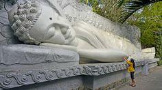 Lying Nha Trang Buddha