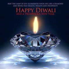 Happy Diwali to all.