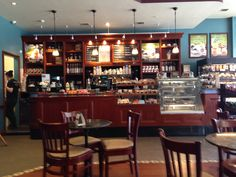 Nero cofee shop london
