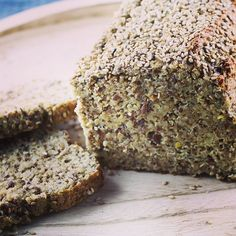 Msndel-Leinsamen-Brot