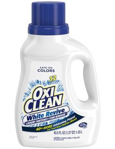 Stain Remover for White Clothes