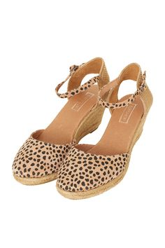 Topshop  WADE CLOSED TOE ESPADRILLES£40.00