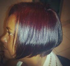#haircut 💇  #shortbob  Coloração + Corte