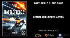 Último extra de Battlefield 3 terá motocicletas e veículos armados