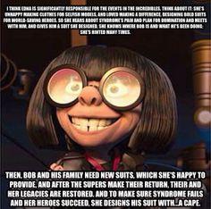 Edna Incredibles