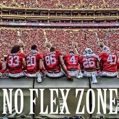 "rtrnation's photo: ""No flex zone, they know better"""