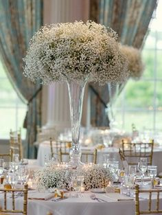 Velthuizen's Vault: Wedding flowers - babys breath roses and orchids, oh my!