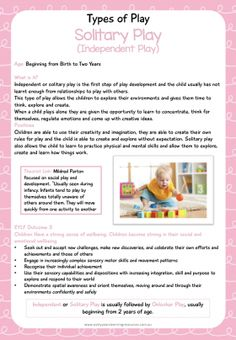 Posters / Signs :: Types of Play EYLF Resource – Early Childhood – playhome Early Childhood Education Degree, Early Education, Kids Education, Education College, Play Based Learning, Learning Through Play, Early Learning, Learning Tools, Eylf Learning Outcomes