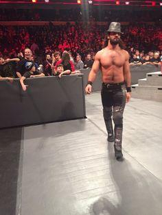 Seth Rollins cosplay Bray Wyatt