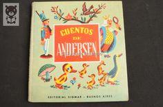 Cuentos De Andersen Ed Sigmar 1961 Infantil Ilustrado