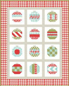 Vintage Holiday by Thimble Blossoms.  Want to make this.