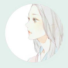 anime girl, art, and арт image