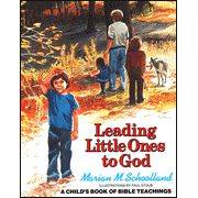 Great for laying a deep foundation in a child or adults spiritual walk! Good Family devotional. Short readings, few pictures but still keeps their attention even at 4 and 5 years old.
