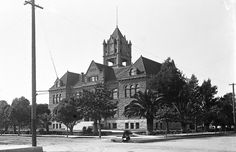 Orange County Courthouse, Santa Ana, circa 1910 | There are … | Flickr