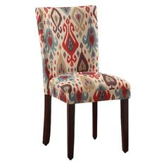 HomePop Deluxe Parsons Chair
