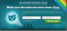 internet_defense_league :  join today.  Maybe not 'A League of Extraordinary Gentlemen' and you can't bang and shout 'Avengers Assemble', but 'cat signal' is cute.