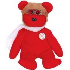 Bearon the Bear (Red) | Beanie Babies