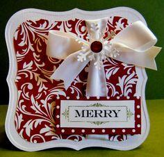 Christmas, Merry by Lisa Young (http://myprincess-peaches.blogspot.com/) - Scrapbook.com